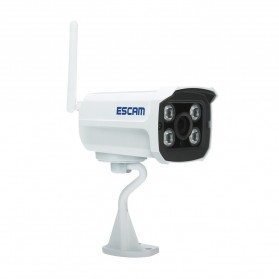 ESCAM Brick QD900 WiFi Waterproof Bullet Wireless IP Camera CCTV 1/2.5 Inch CMOS 1080P - White - 2