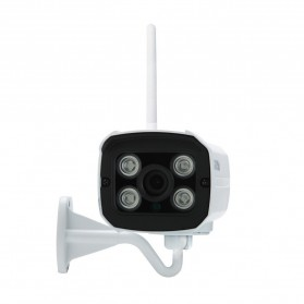 ESCAM Brick QD900 WiFi Waterproof Bullet Wireless IP Camera CCTV 1/2.5 Inch CMOS 1080P - White - 5