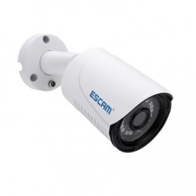 ESCAM Plane QE07 Waterproof Bullet IP Camera CCTV 1/4 Inch 1MP CMOS 720P - White - 3