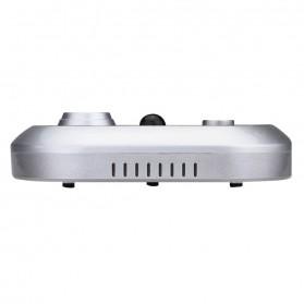 ESCAM Doorbell QF600 WiFi Mini IP Camera Surveillance CCTV 720P - Silver - 2