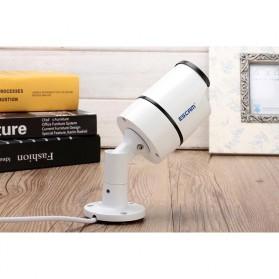ESCAM Bolt QD410 IR Bullet IP Camera P2P Night Vision H.265 4MP 1520P FHD - White - 4