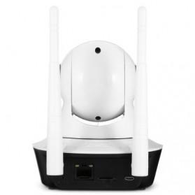 ESCAM G02 Bullet IP Camera CCTV 1/4 Inch CMOS 720P - White - 3