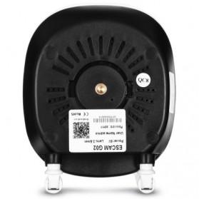ESCAM G02 Bullet IP Camera CCTV 1/4 Inch CMOS 720P - White - 5