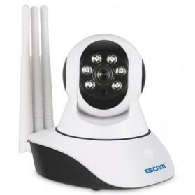 ESCAM QF503 Bullet IP Camera CCTV 1/4 Inch CMOS 960P - White - 4