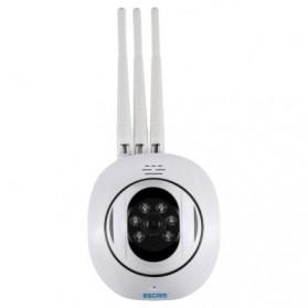 ESCAM QF503 Bullet IP Camera CCTV 1/4 Inch CMOS 960P - White - 6