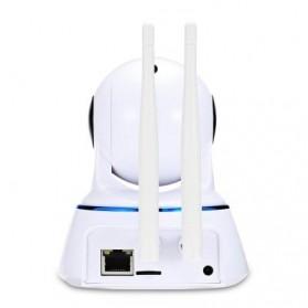 ESCAM QF003 Bullet IP Camera CCTV 1/4 Inch CMOS 1080P - White - 4