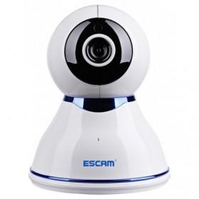 ESCAM Sunny QF507 Bullet IP Camera CCTV 1/4 Inch CMOS 1080P - White - 1