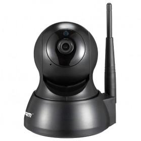 ESCAM QF007 IP Camera CCTV 1/4 Inch CMOS 720P - Black - 2