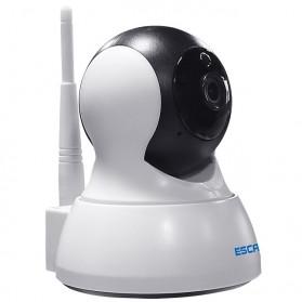 ESCAM QF007 IP Camera CCTV 1/4 Inch CMOS 720P - Black - 5