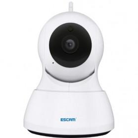CCTV / Security Camera - ESCAM QF007 IP Camera CCTV 1/4 Inch CMOS 720P - White