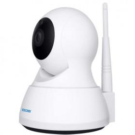ESCAM QF007 IP Camera CCTV 1/4 Inch CMOS 720P - White - 2