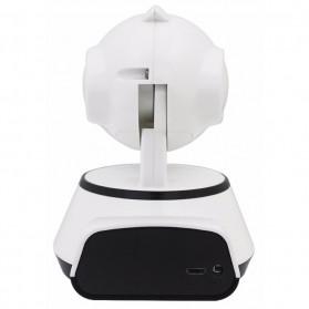 ESCAM Wireless IP Camera CCTV 1/4 Inch CMOS 720P Nightvision - G10 - White - 3