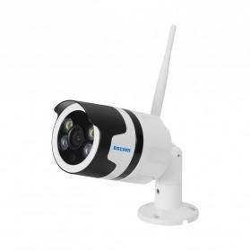 ESCAM QF508 Wireless IP Camera CCTV IR 1/4 Inch CMOS 1080P - White - 3