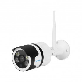 ESCAM QF508 Wireless IP Camera CCTV IR 1/4 Inch CMOS 1080P - White - 4