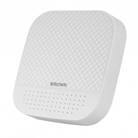 ESCAM PVR208 ONVIF NVR Recorder 8+2CH Cloud Channel for IP Camera - White - 3