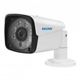 ESCAM QH002 IR Bullet IP Camera  Night Vision 2MP 1080P - White - 4