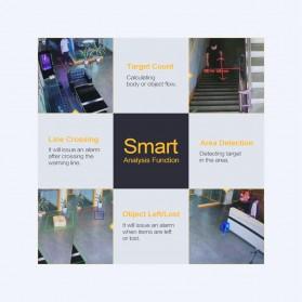 ESCAM QH002 IR Bullet IP Camera  Night Vision 2MP 1080P - White - 9