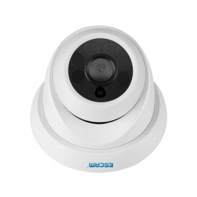 ESCAM QH001 IR Dome IP Camera Night Vision 2MP 1080P - White - 7