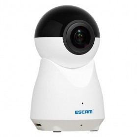 ESCAM QP720 Panoramic WiFi IP Camera CCTV 1/3 Inch CMOS 1080P - White - 2