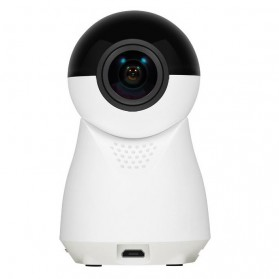 ESCAM QP720 Panoramic WiFi IP Camera CCTV 1/3 Inch CMOS 1080P - White - 3