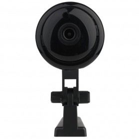Escam Button Q6 2.0MP WiFi IP Camera ONVIF HD 1080P - Black