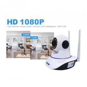 ESCAM G01 Bullet IP Camera CCTV 1/4 Inch CMOS 1080P - White - 7