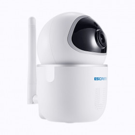 ESCAM QF009 IP Camera CCTV Cloud Storage 1/3 Inch 2MP CMOS 1080P - White - 2