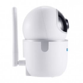 ESCAM QF009 IP Camera CCTV Cloud Storage 1/3 Inch 2MP CMOS 1080P - White - 3