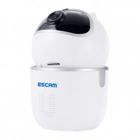 ESCAM QF009 IP Camera CCTV Cloud Storage 1/3 Inch 2MP CMOS 1080P - White - 4