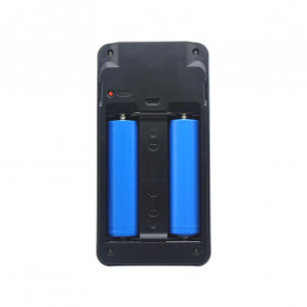 ESCAM V6 Kamera Bell Pintu Doorbell WiFi IP Camera CCTV Cloud Storage 720P - Black - 2