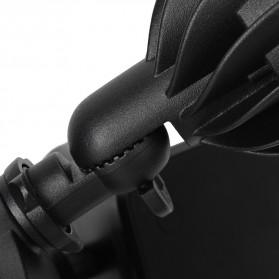 ESCAM QF612 Floodlight WiFi IP Camera CCTV PIR Detection HD 1080P - Black - 6