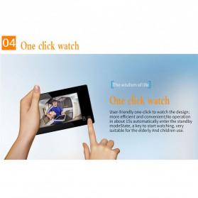 ESCAM C10 Kamera Pintu Home Security Smart Door Viewer Peephole LCD Monitor 4.3 Inch - Black - 10