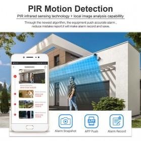 ESCAM G15 Dome WiFi IP Camera CCTV AI Recognition 1/3 Inch CMOS 1080P - White - 3