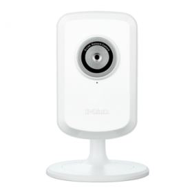 D-Link Wireless N Network Camera - DCS-930L - White