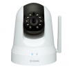 D-Link Wireless N Day & Night Pan/Tilt Cloud Camera - DCS-5020L (Bundling China Mobile) - White