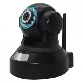 CCTV Wireless IP Camera 720P - NCM630GB - Black