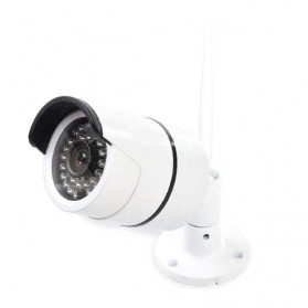 CCTV / Security Camera - CCTV Wireless IP Camera 1080P - 754GA - White