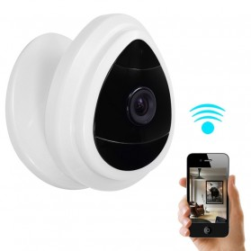 CCTV Wireless IP Camera 720P ONVIF - NCM700GB - White