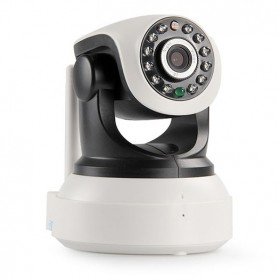 Network Rotation IP Camera 720P Millions HD - HH6811 - White
