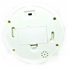 Fake Dummy Dome CCTV - 15360 - White/Black - 3