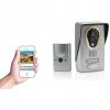 OkayLight WiFi IP Video Door Phone - OKL400 - Black/Silver