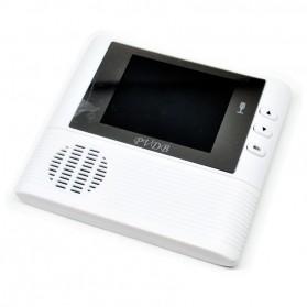 Kamera Pintu Security Door Camera Round Shape - DB308A - 2