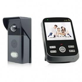 Wireless Intercom Video Door Phone - OKD303