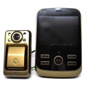 Wired Intercom Video Door Phone - OKD01