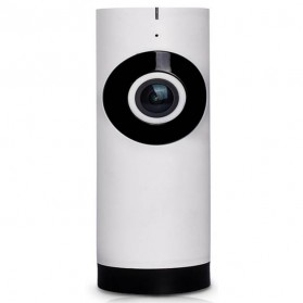 Panoramic Wireless IP Camera CCTV 360 Degree 720P - FV-1201 - White