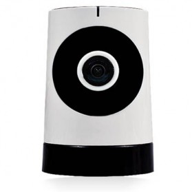 Panoramic Wireless IP Camera CCTV 360 Degree 720P - FV-1301 - White