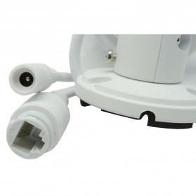 Waterproof Bullet IP Camera CCTV 960P - White - 4