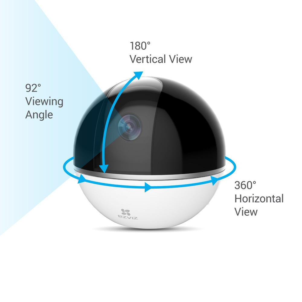 ezviz mini 360 plus 1080p ip cctv pan tilt zoom