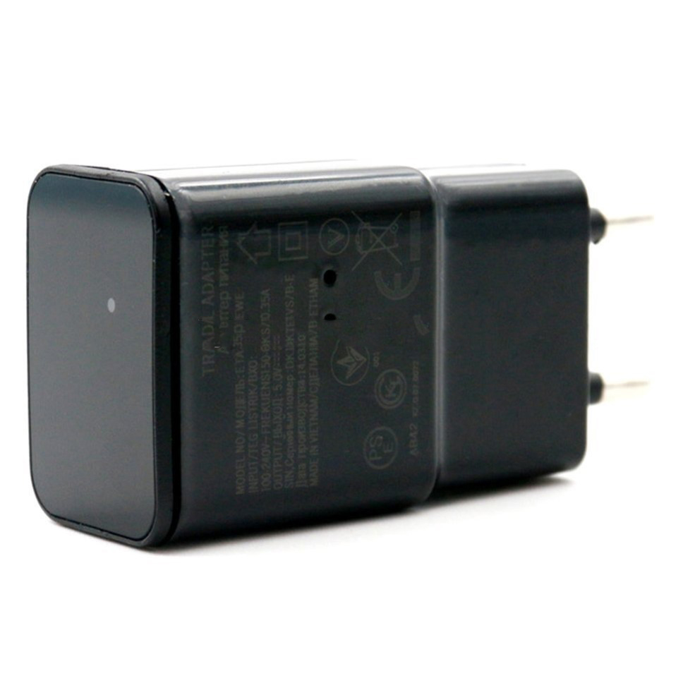 Kamera Pengintai Wifi Spy Camera Bentuk Charger Samsung 1080p Hd Ip Hidden Cctv Led Bulb Real Light Lamp Wireless Ir Nightvision Berbentuk Bohlam Black 1