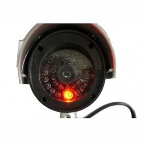 Kamera CCTV Outdoor Waterproof Palsu Dummy - Black - 5
